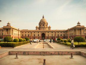 Bungalow at Lutyens, Delhi