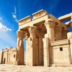Philae Temples on Agilkia Island in Egypt